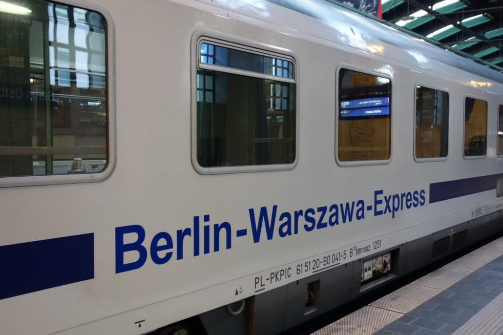Berlin – Warszawa Express