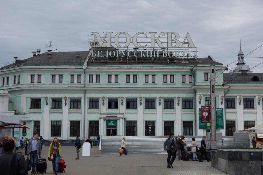 Moskau – Erste Eindrücke