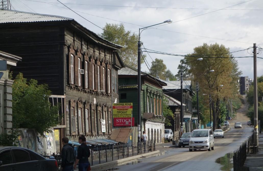 Irkutsk – 'Das Paris Sibiriens'
