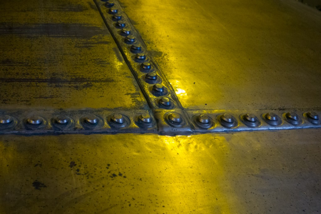 Kupferkessel in der alten Jameson Destillerie