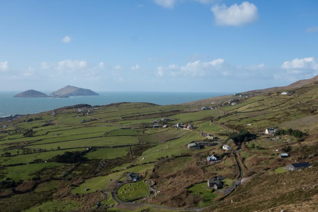Tolle Aussichten auf dem 'Ring of Kerry'