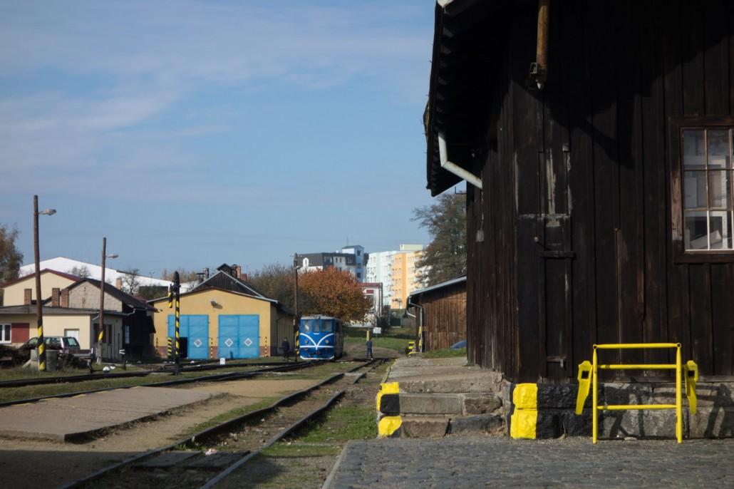 Eine Fahrt mit der JHMD – Jindřichohradecké místní dráhy