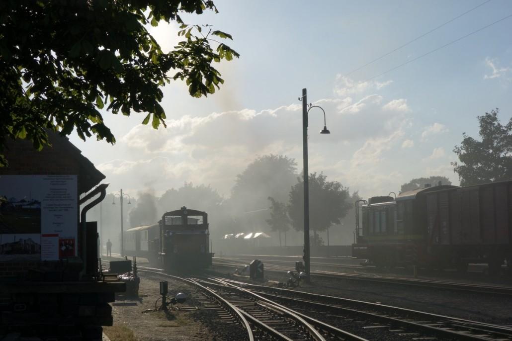 Tage des Eisenbahnfreundes
